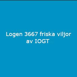 Logen 3667 friska viljor av IOGT